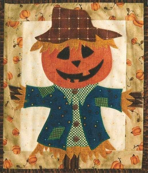 Scaredy Jack pattern by Patch Abilites
