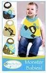 Monster Baby Bib Pattern