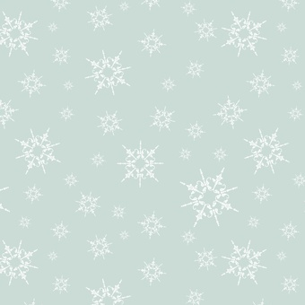 Home for the Holidays - gray with snowflakes