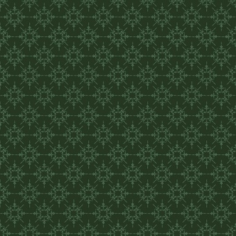 Home for the Holidays - dark green diamond print