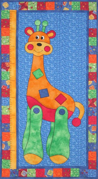 Kids Quilt - Small to Tall