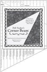 Deb Tucker's Corner Beam Ruler