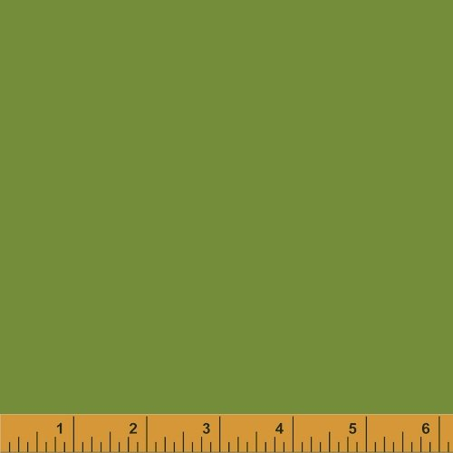 Colonies Solids - Avacado Green