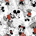 Vintage Comic Strip Character - Mickey