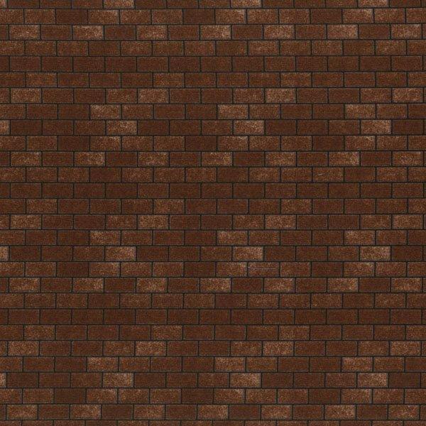 Danscapes - brown bricks