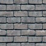 Landscape Medley - gray bricks