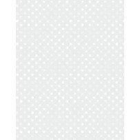 X-Wide Backing - Wilmington - White dots