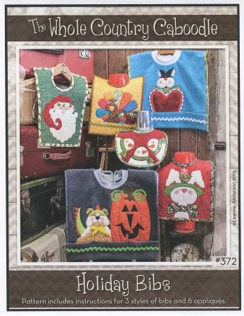 Holiday Bibs