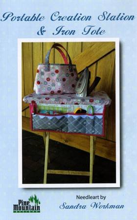 Portable Creation Station & Iron Tote