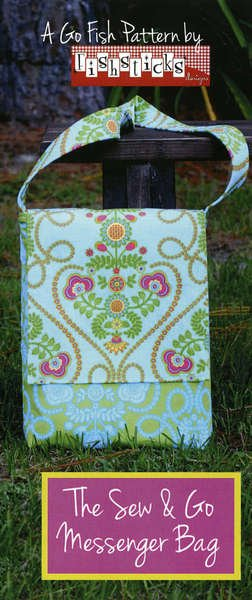 The Sew and Go Messenger Bag