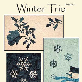 Winter Trio Pattern