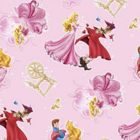 Sleeping Beauty Character Toss