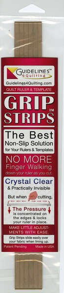 Guidelines Grip Strips