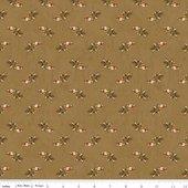 Jefferson City - brown print