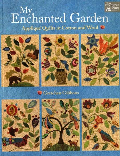 My Enchanted Garden - Applique