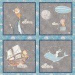 Panel #203 - Adventures in the Sky