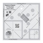 Creative Grids - Square on Square 6 in. trim tool