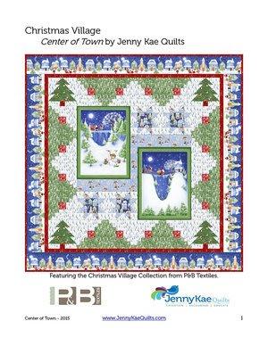 Christmas Village Kit 60 x 60