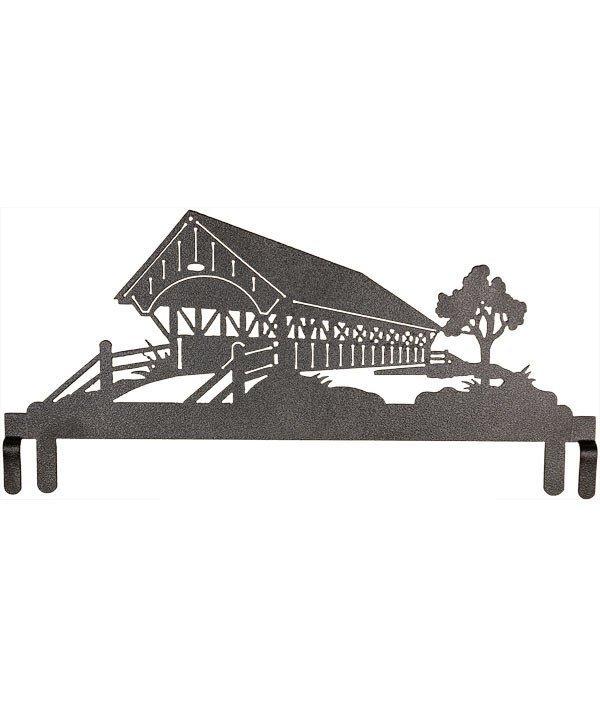 Ackfeld Wire Header-Covered Bridge