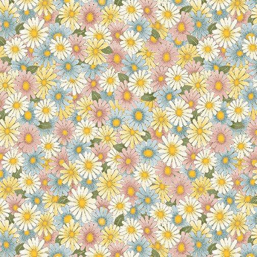 My Secret Garden - Daisies - Multi