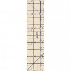 Hot Ruler  - 2 1/2 x 10 inches