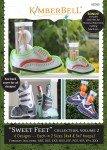 Kimberbell Embroidery - CD Sweet Feet Volume 2