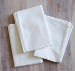 Kimberbell Tea Towels - White - 3 pack