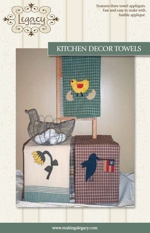 Kitchen Decor Towels