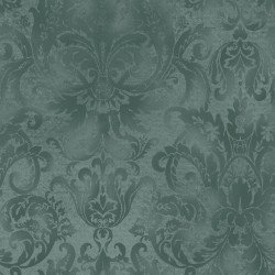 Aged to Perfection - Softened Damask - Teal