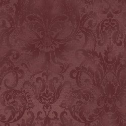 Aged to Perfection - Soft Red Damask