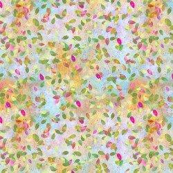 Wild & Whimsy - Multi Leaves Digitally Printed