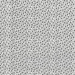 Bare Essentials - Petite Floral - Black & White