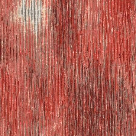 Fabri-cat - Asian Fabric - red