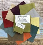 Front Porch Quilts - Mini Snippets - Bloomberry - 2.5 inch