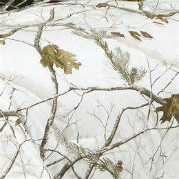 Real Tree - snow camo