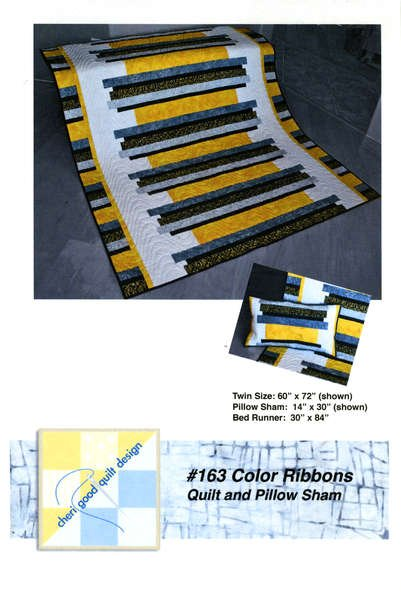 Color Ribbons Pattern