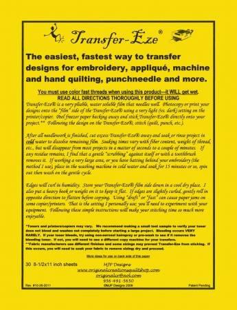 Transfer - Eze