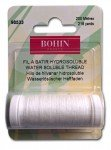 Water Soluble Thread Spool White 220yd