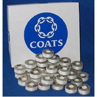 Coats - Pre Wound Bobbins- Tuesew Poly - Style L