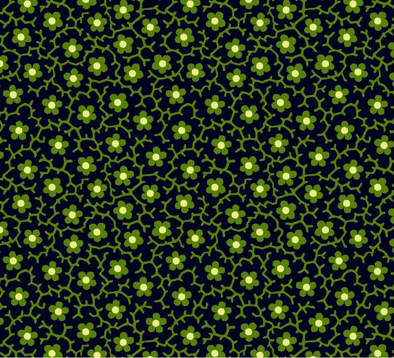 Calico green
