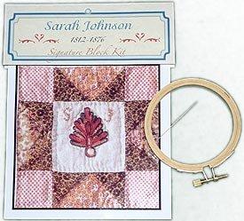 Sarah Johnson Signature Block