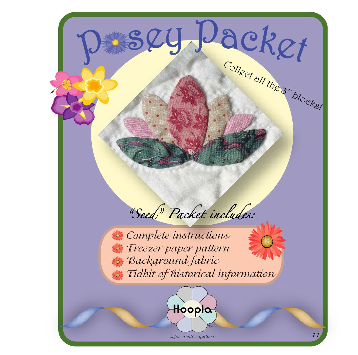 Posey Packet 11