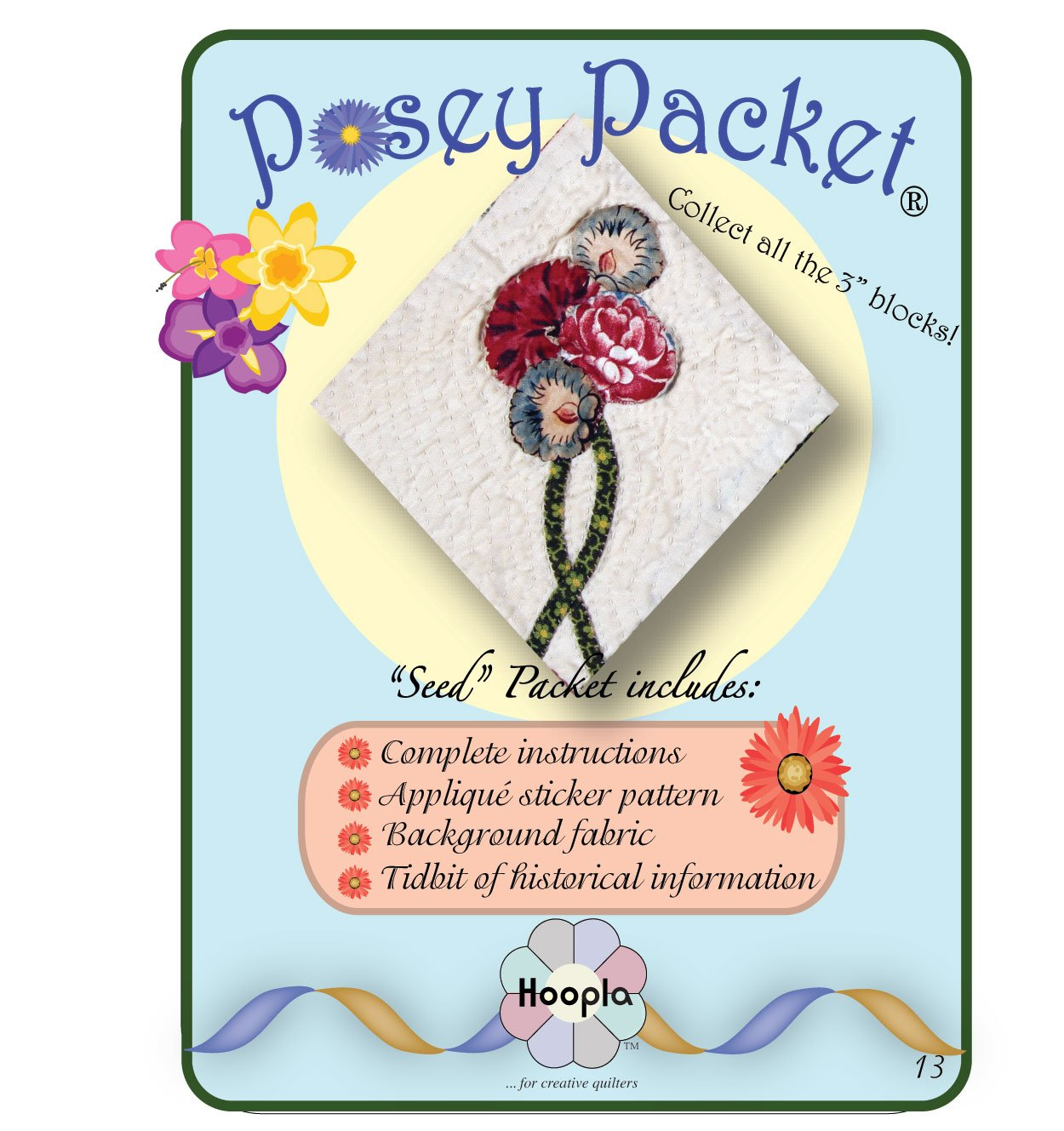 Posey Packet 13