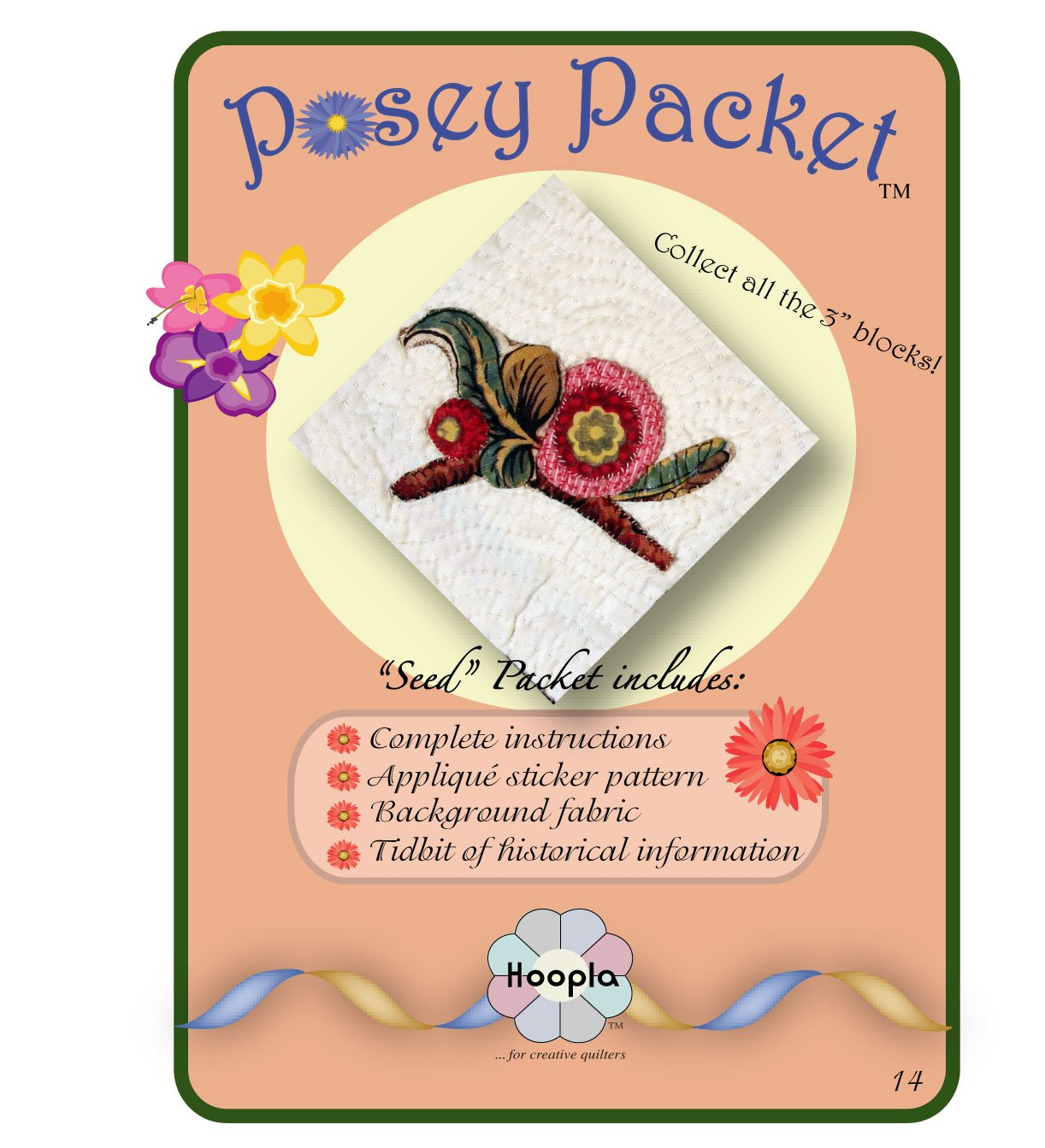 Posey Packet 14
