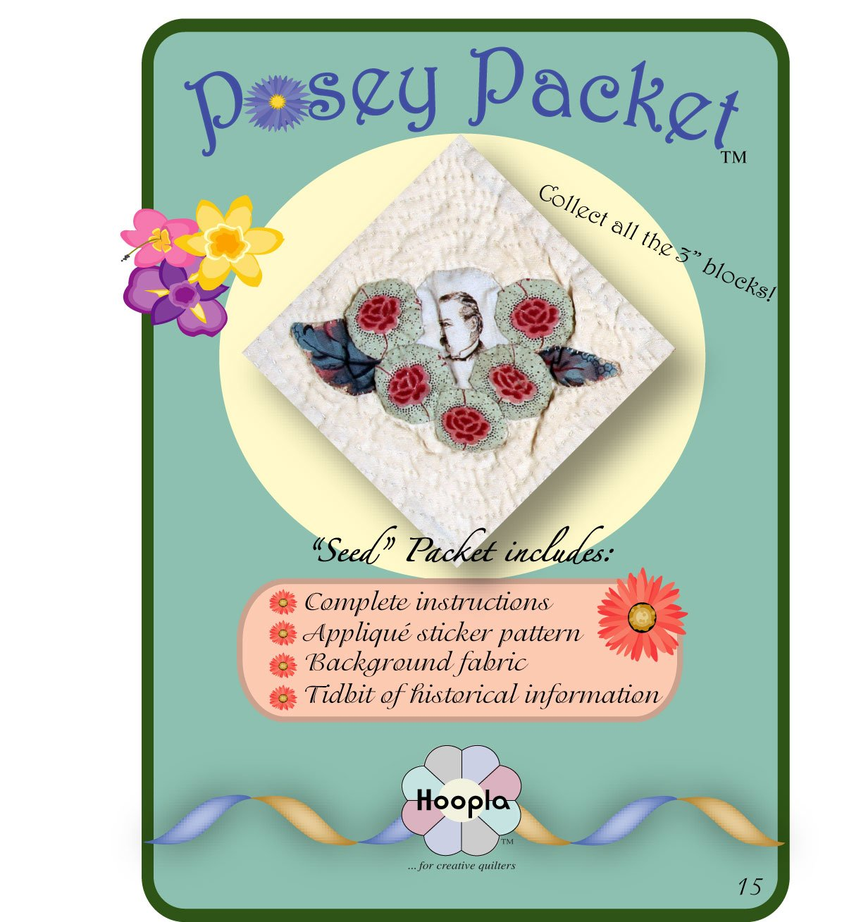 Posey Packet 15