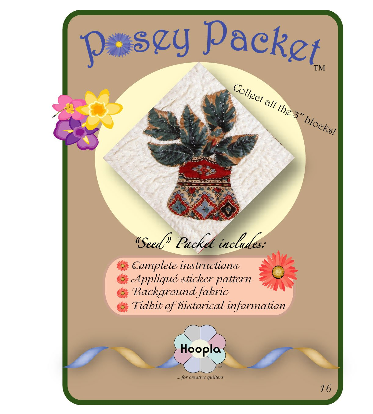 Posey Packet 16