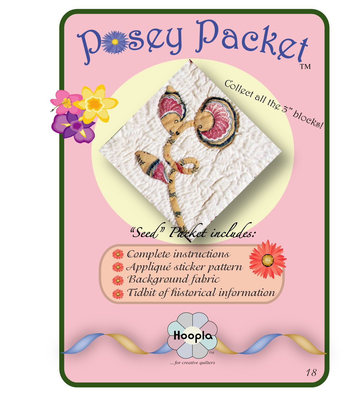 Posey Packet 18