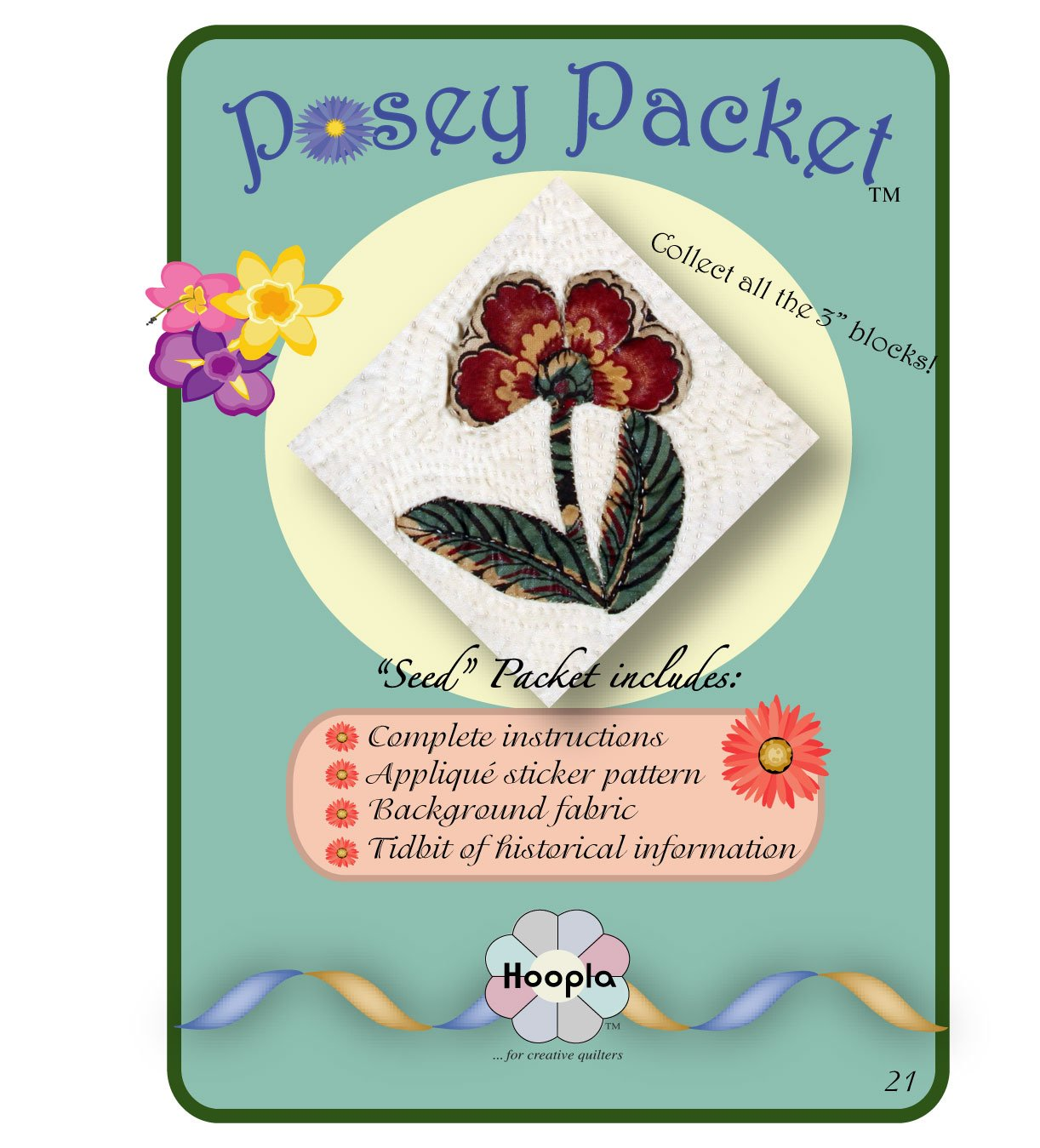 Posey Packet 21
