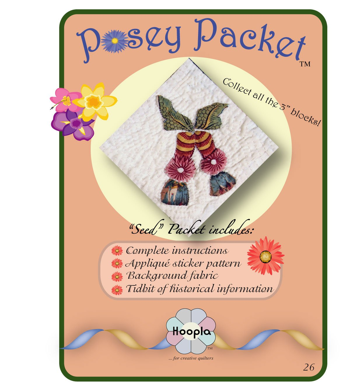 Posey Packet 26