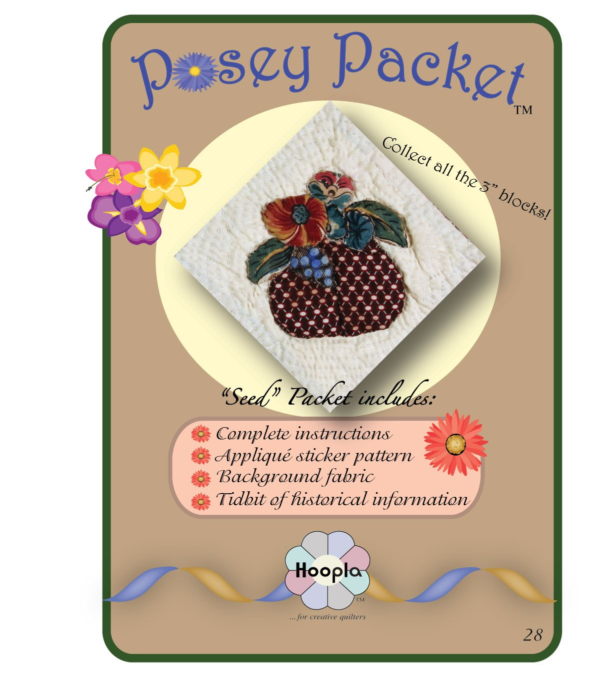 Posey Packet 28